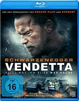 Vendetta - Alles was ihm blieb war Rache (2016) [Blu-ray] [Gebraucht - Zustand (Sehr Gut)]