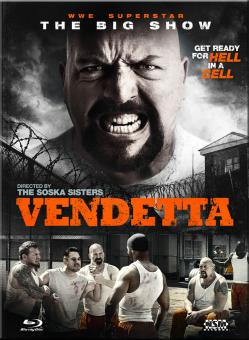 Vendetta (Limited Mediabook, Blu-ray+DVD, Cover B) (2015) [FSK 18] [Blu-ray]