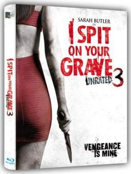 I Spit on your Grave 3 - Vengeance is Mine (Uncut, Kleine Hartbox, Cover A) (2015) [FSK 18] [Blu-ray]