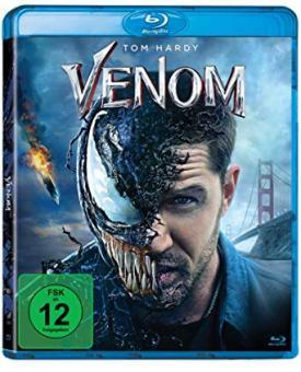 Venom (2018) [Blu-ray]