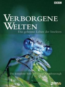 Verborgene Welten - Das geheime Leben der Insekten (2 DVDs) (2005)