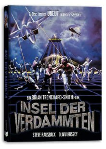 Insel der Verdammten (Limited Uncut Mediabook, Blu-ray+DVD, Cover B) (1981) [FSK 18] [Blu-ray]