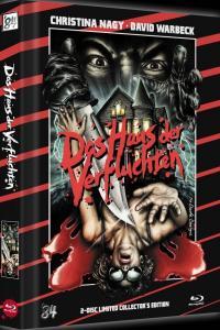 Das Haus der Verfluchten (Limited Mediabook Edition, Blu-ray+DVD, Cover B) [FSK 18] [Blu-ray]