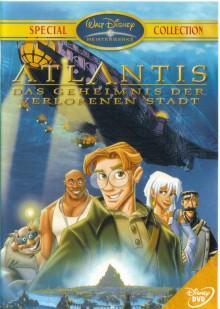 Atlantis - Das Geheimnis der verlorenen Stadt (2001) [Gebraucht - Zustand (Sehr Gut)]