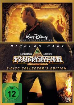 Das Vermächtnis der Tempelritter (2 Disc Collector's Edition) (2004)