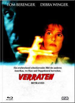 Verraten (Limited Mediabook, Blu-ray+DVD, Cover A) (1988) [Blu-ray]