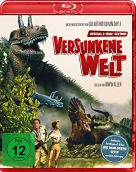 Versunkene Welt - The Lost World (2 Disc Special Edition) (1960) [Blu-ray]