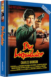 Der Liquidator (Limited Mediabook, Blu-ray+DVD, Cover D) (1984) [FSK 18] [Blu-ray]