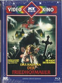 Das Haus an der Friedhofmauer (Kult-HD Hartbox, Limitiert auf 333 Stück, Cover A) (1981) [FSK 18] [Blu-ray]