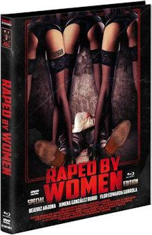 Raped by Women (Limited Mediabook, Blu-ray+DVD, Cover C) (2014) [FSK 18] [Blu-ray]
