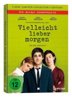 Vielleicht lieber morgen (Limited Mediabook, Blu-ray+DVD+CD-Soundtrack) (2012) [Blu-ray]