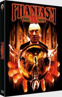 Phantasm IV: Oblivion (Limited Mediabook, Blu-ray+DVD, Cover B) (1998) [FSK 18] [Blu-ray]