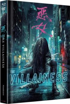 The Villainess (Limited Mediabook, Blu-ray+DVD, Cover A) (2017) [FSK 18] [Blu-ray]