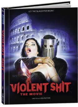 Violent Shit - The Movie (Limited Mediabook, Blu-ray+DVD+Soundtrack) (2015) [FSK 18) [Blu-ray]