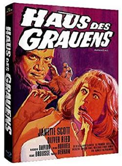 Haus des Grauens (Limited Mediabook, Cover B) (1963) [Blu-ray]