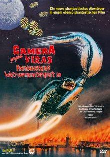 Gamera gegen Viras - Frankensteins Weltraummonster greift an (1968)