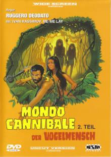 Mondo Cannibale 2 - Der Vogelmensch (1977) [FSK 18] [Gebraucht - Zustand (Sehr Gut)]