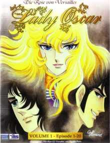 Lady Oscar (Vol. 1, Episoden 1-20 ) (4 DVDs)