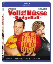 Voll auf die Nüsse - DodgeBall (2004) [Blu-ray]