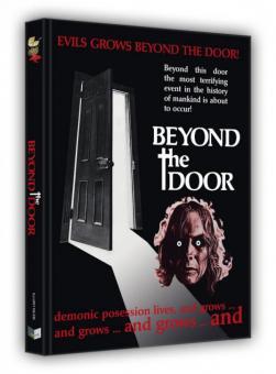 Vom Satan gezeugt (Limited Mediabook, Blu-ray+DVD, Cover B) (1974) [FSK 18] [Blu-ray]