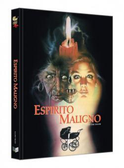 Vom Satan gezeugt (Limited Mediabook, Blu-ray+DVD, Cover D) (1974) [FSK 18] [Blu-ray]