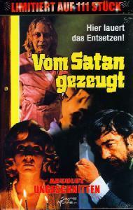 Vom Satan gezeugt (Große Hartbox, Limitiert auf 111 Stück, Cover A) (1974) [FSK 18]