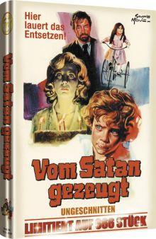 Vom Satan gezeugt (Große Hartbox, Limitiert auf 666 Stück, Cover C) (1974) [FSK 18]