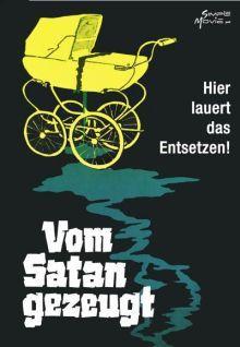 Vom Satan gezeugt (Cover E) (1974) [FSK 18]