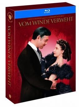 Vom Winde verweht (Ultimate Collector's Edition, 2 Discs) (1939) [Blu-ray]