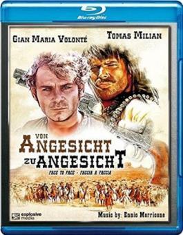 Von Angesicht zu Angesicht (Limited Edition) (1967) [Blu-ray]