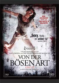 Von der bösen Art (Uncut) (2010) [FSK 18] [Blu-ray]