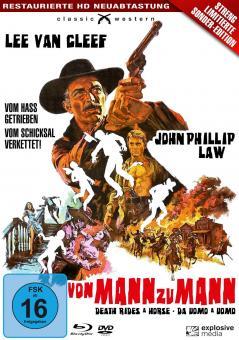 Von Mann zu Mann (Special Edition, Blu-ray+DVD) (1968) [Blu-ray]