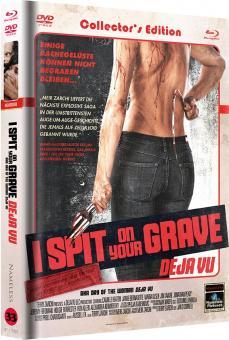 I Spit on your Grave - Deja Vu (Limited Mediabook, Blu-ray+DVD, Cover C) (2019) [FSK 18] [Blu-ray]
