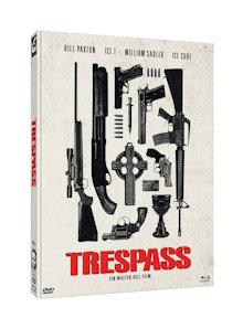 Trespass - Falsche Zeit. Falscher Ort (Limited Mediabook, Blu-ray+DVD, Cover C) (1992) [FSK 18] [Blu-ray]