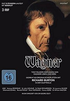 Wagner - Das Leben und Werk Richard Wagners (3 DVDs) (1983)