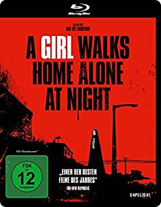 A Girl Walks Home Alone at Night (2014) [Blu-ray]
