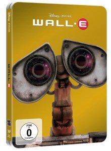 WALL·E - Der Letzte räumt die Erde auf (Limited Edition, Steelbook) (2008)