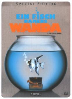 Ein Fisch namens Wanda (2 Disc Special Edition im Steelbook) (1988)