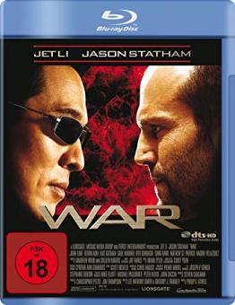 War (2007) [FSK 18] [Blu-ray]