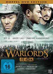 The Warlords (2 DVDs) (2007) [Gebraucht - Zustand (Sehr Gut)]