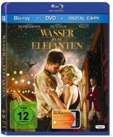 Wasser für die Elefanten (inkl. DVD & Digital Copy) (2011) [Blu-ray]