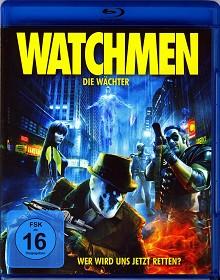 Watchmen - Die Wächter (2009) [Blu-ray]
