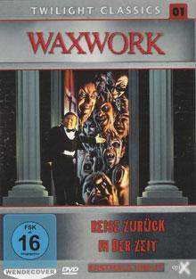 Waxwork - Reise zurück in der Zeit (Uncut) (1988) [Gebraucht - Zustand (Gut)]