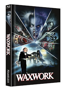 Waxwork (Limited Mediabook, Blu-ray+DVD, Cover A) (1988) [Blu-ray]