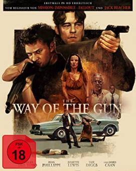 The Way of the Gun (Limited Mediabook, Blu-ray+DVD, Cover B) (2000) [FSK 18] [Blu-ray]