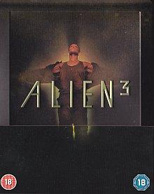 Alien 3 (Steelbook) (1992) [UK Import mit dt. Ton] [Blu-ray]