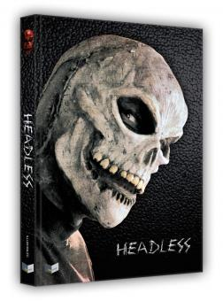 Headless (Limited Mediabook, Blu-ray+DVD, Cover C) (2015) [FSK 18] [Blu-ray]