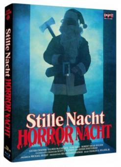 Stille Nacht, Horror Nacht (Limited Mediabook, Cover B) (1984) [FSK 18] [Blu-ray]