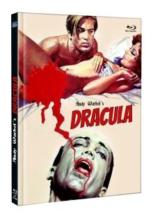 Andy Warhol's Dracula (Limited Mediabook, Blu-ray+DVD, Cover C) (1974) [FSK 18] [Blu-ray]