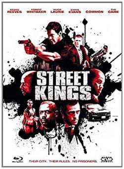 Street Kings (Limited Mediabook, Blu-ray+DVD, Cover B) (2008) [FSK 18] [Blu-ray]